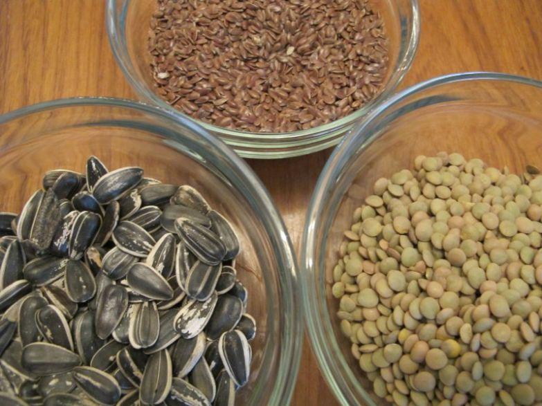 семена для микрозелени