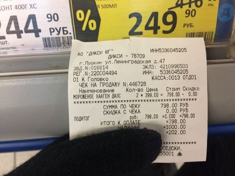 правила покупки