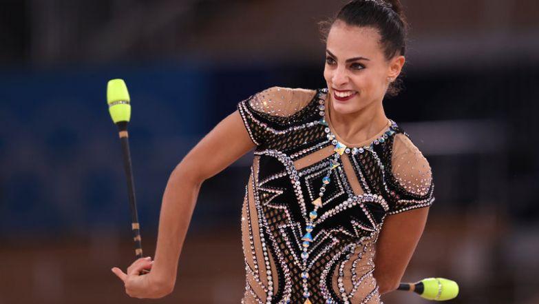 Израильская гимнастка Линой Ашрам рассказала о своем прозвище. Спорт-Экспресс