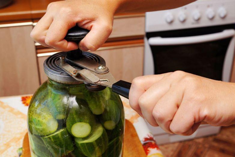 домашняя консервация огурцов