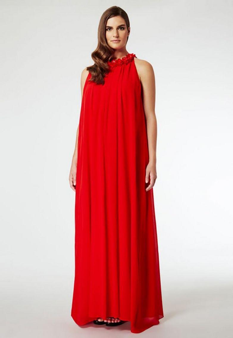 фасоны нарядных платьев для полных женщин