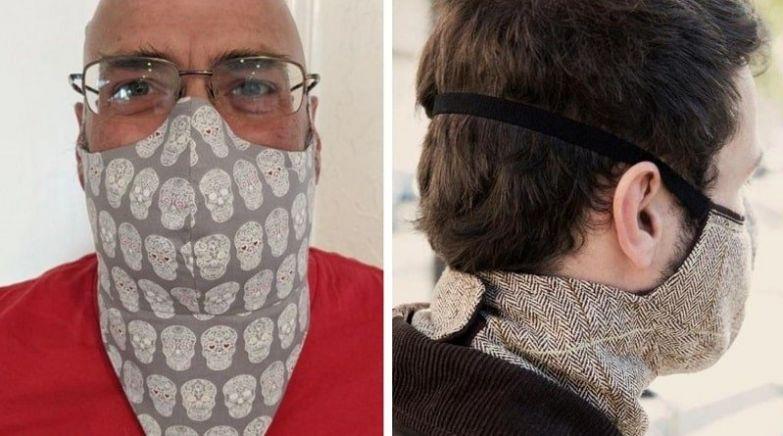 маска для бороды