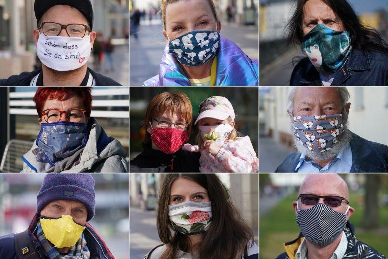какие маски лучше защищают