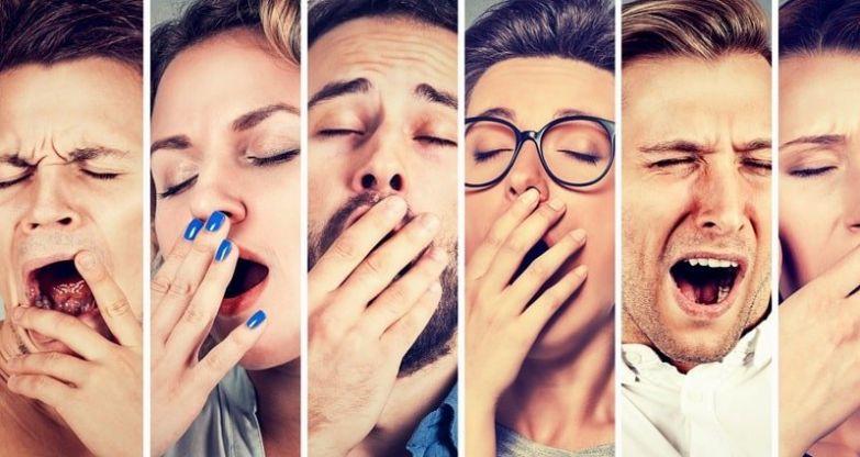 люди чихают