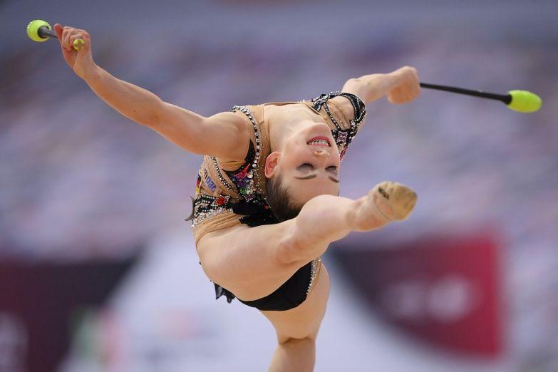 мужская художественная гимнастика фото