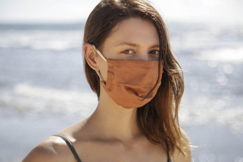 как носить маску