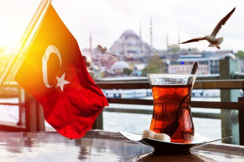 туристы в Турции 2021 год