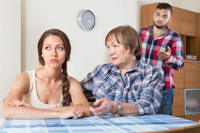 проблемы в отношениях с взрослым сыном