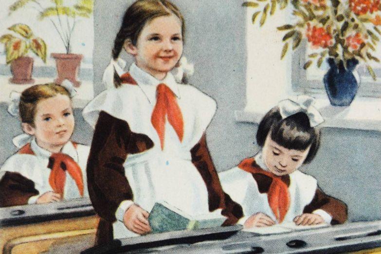 школьные дисциплины в СССР