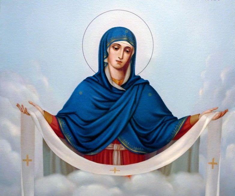 молитвы богородице о здравии
