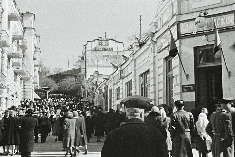 жизнь советского человека