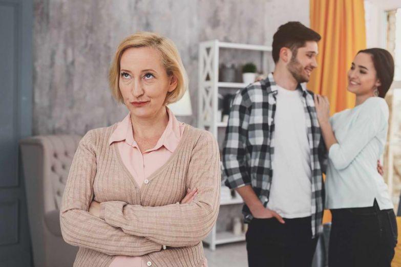 жизнь в семье мужа