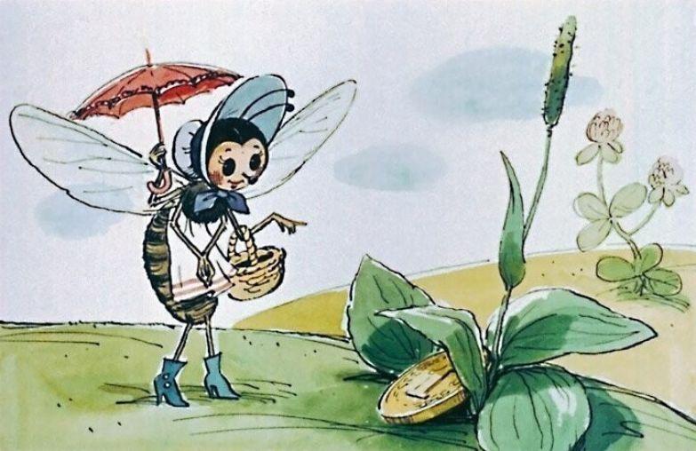 """""""Муха слишком кокетливо улыбается комару"""": цензура в детской литературе"""