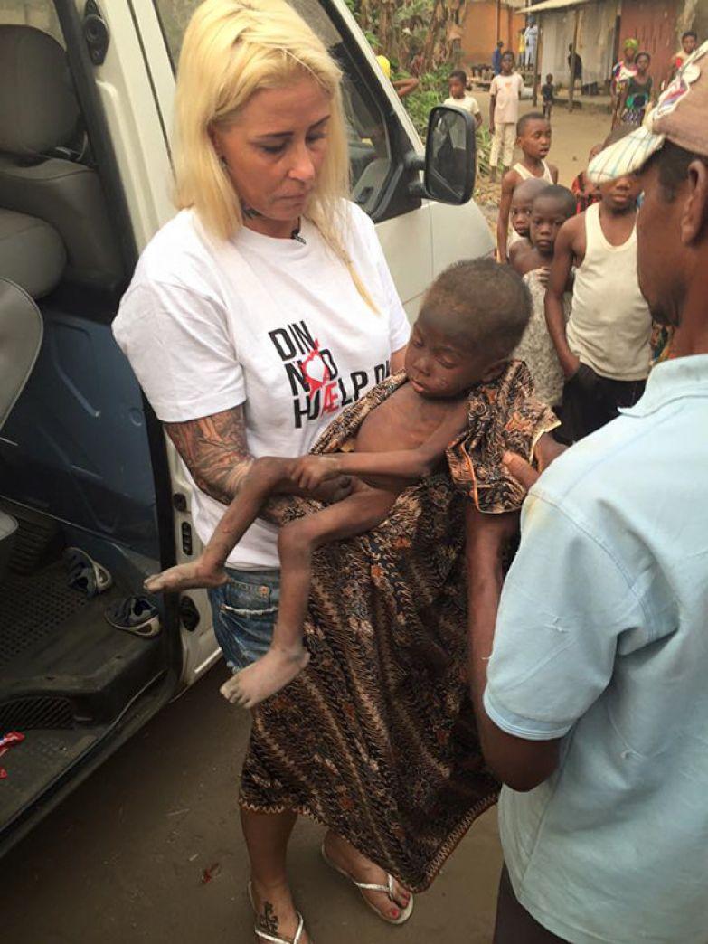 8 месяцев он скитался по улицам мальчик, нигерия, спасение