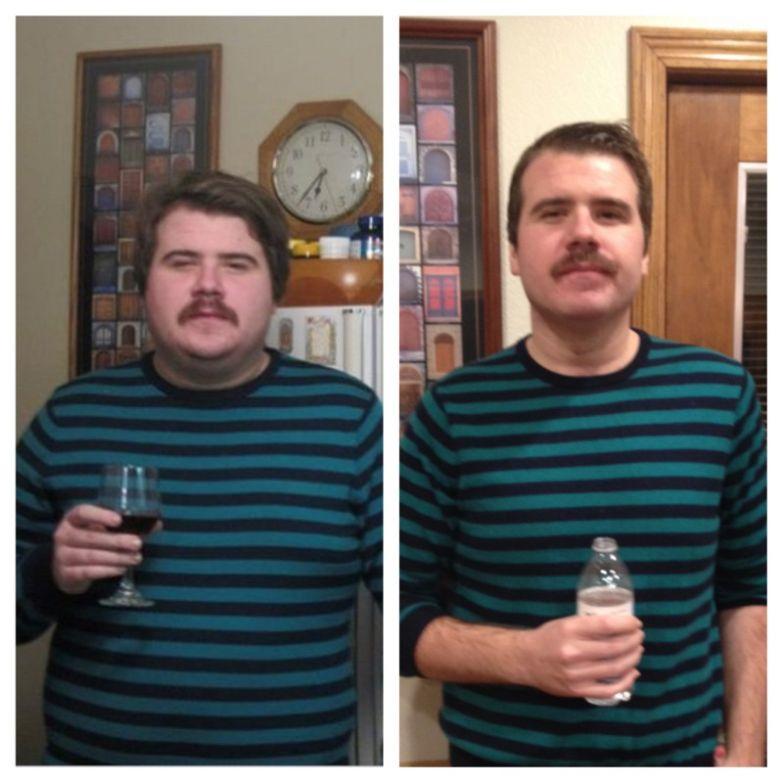 Год без алкоголя алкоголь, мужчина, фото