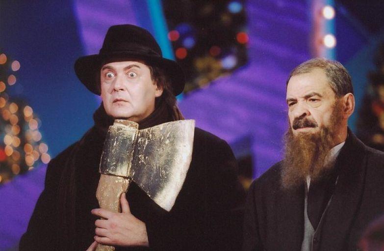 Передача «Городок» принесла дуэту Стоянова и Олейникова небывалую славу