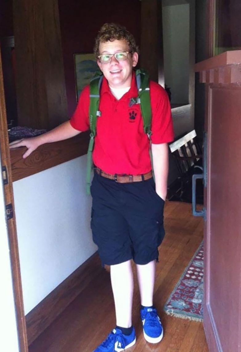 «Я выглядел как старый еврей в 9-ом классе»