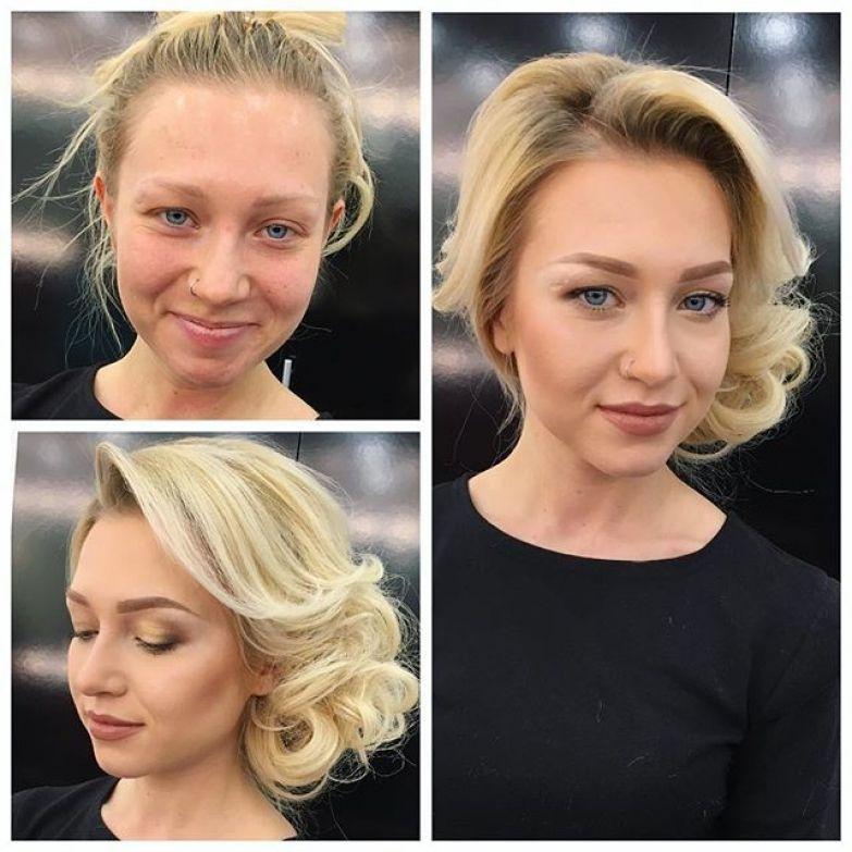17. красота, макияж