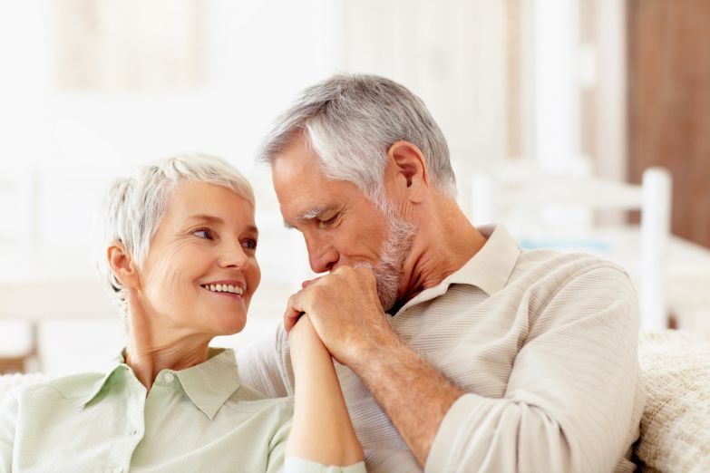 Смазка при сексе в пожилом возрасте
