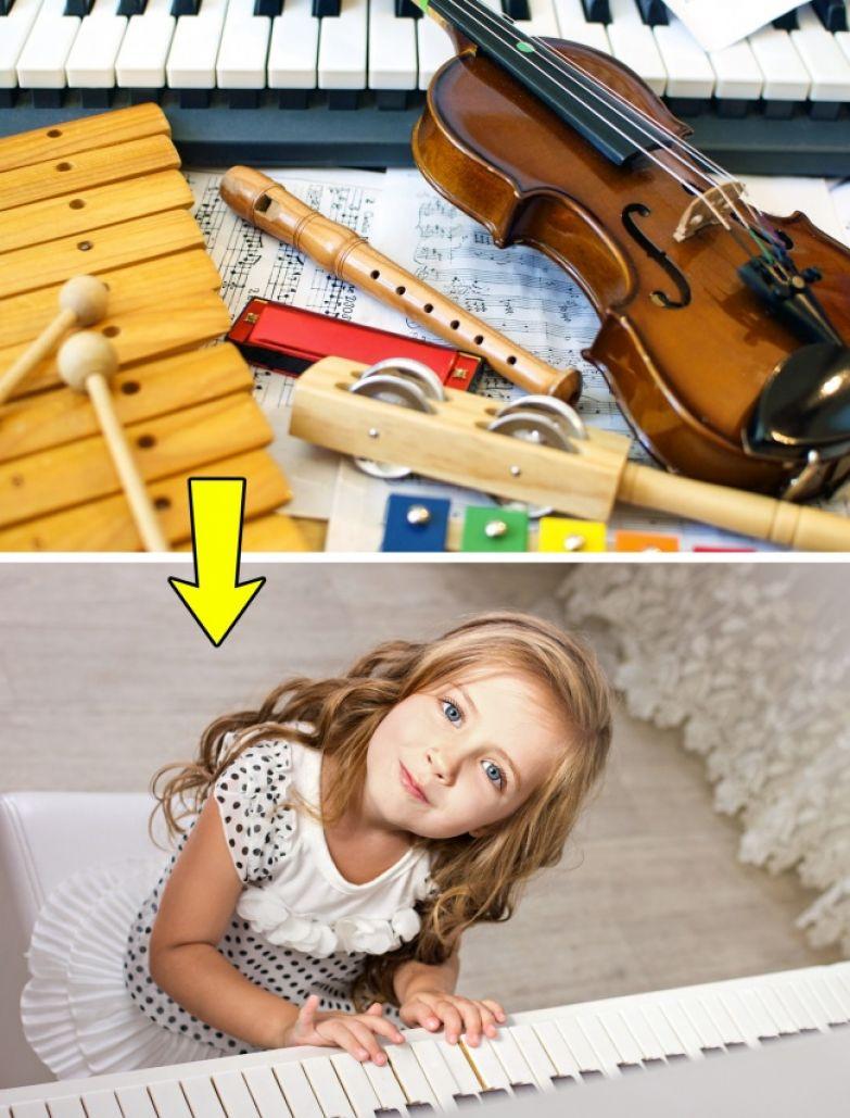 10 вещей, которые сделают вашего ребенка гением, если вы не помешаете ему