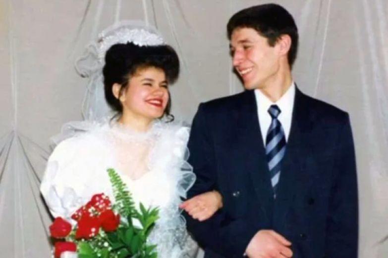Первый брак Ирины оказался неудачным