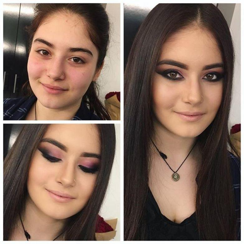 11. красота, макияж