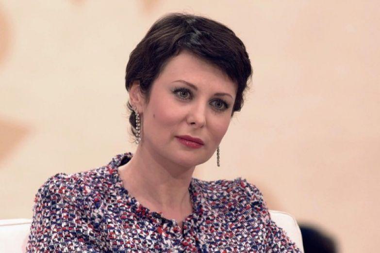 Ольга Погодина отказалась говорить о смерти возлюбленного в эфире