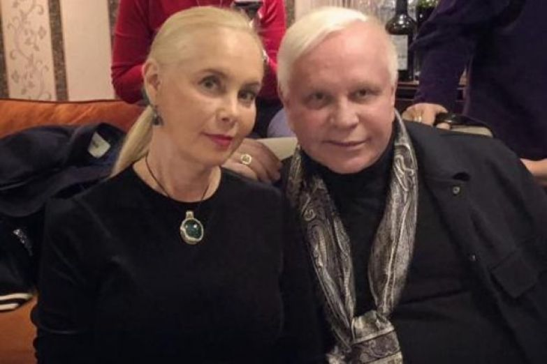 В начале октября 2018-го Нелли Кобзон посетила комедию в компании Бориса Моисеева