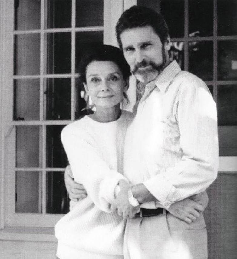 Одри Хепбёрн и Роберт Уолдер. / Фото: www..shufflepost.com