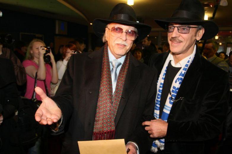 Михаил Боярский называл Владимира Балона лучшим другом