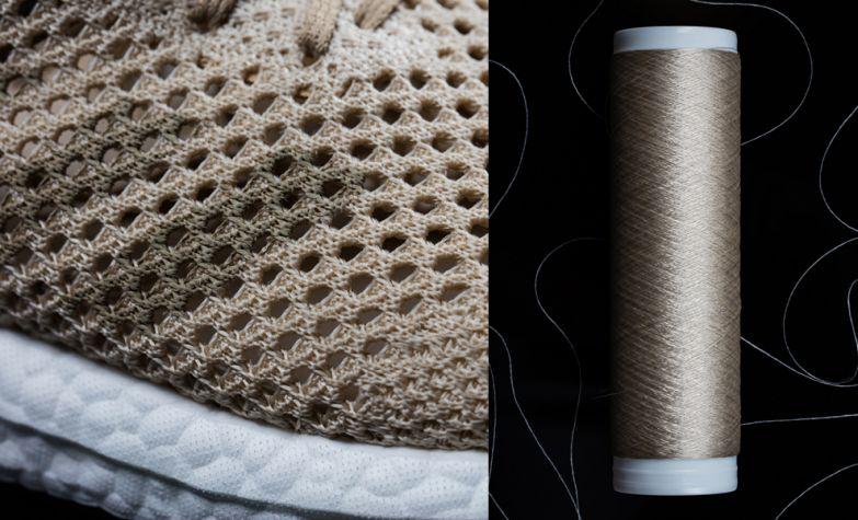 adidas создали первые в мире кроссовки из биоразлагаемого материала