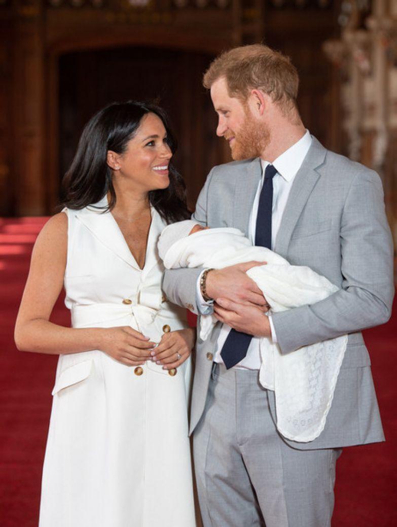Рождение сына сделало супругов очень счастливыми