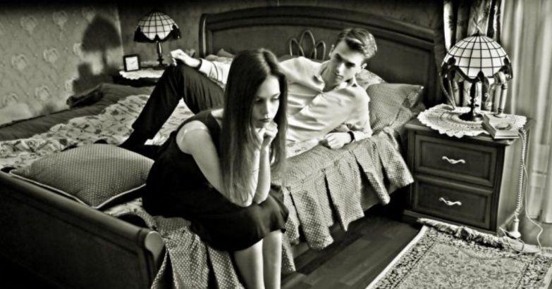Молодая жена неожиданно дала другу