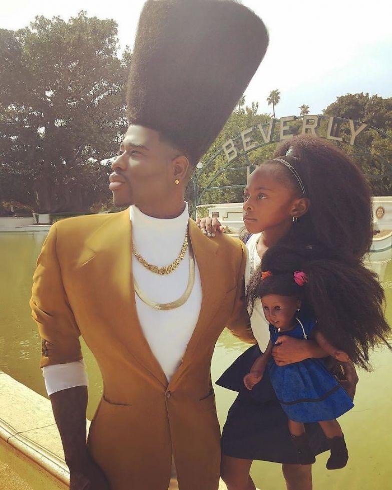 Папа и дочь настоящее домашнее