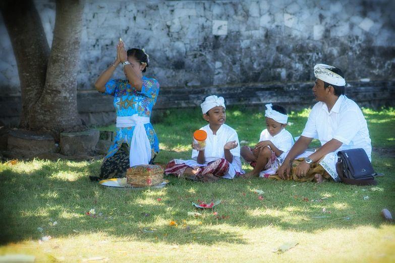 Бали. Ритуал