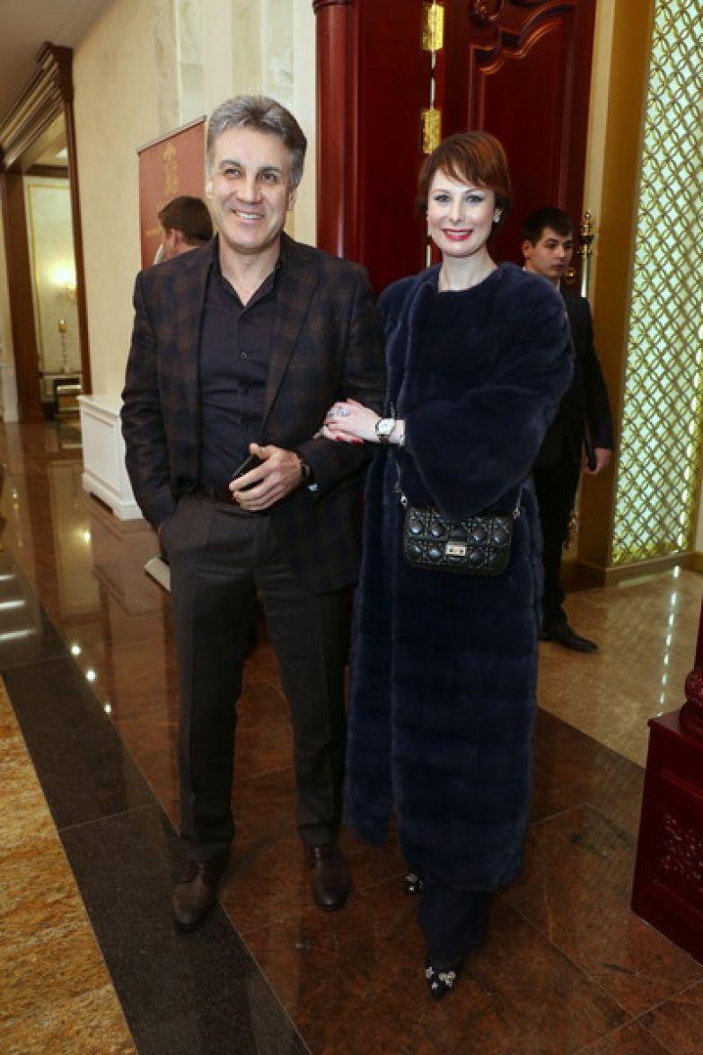 Алексей Пиманов и Ольга Погодина поженились в декабре 2013-го