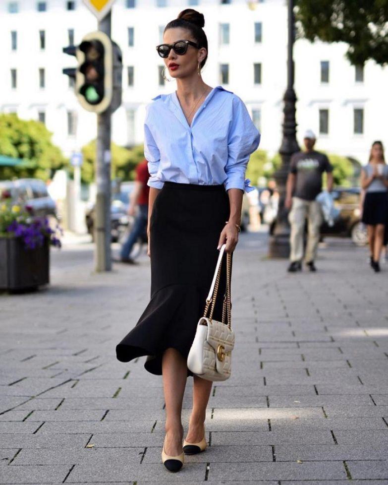базовый гардероб женщины 35 лет