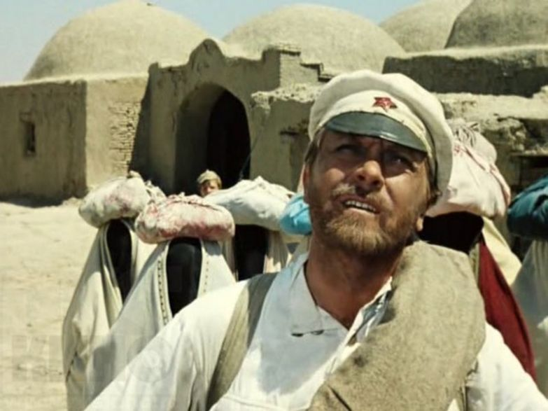 Белое солнце пустыни 23 февраля, залипалово, кино, фильмы