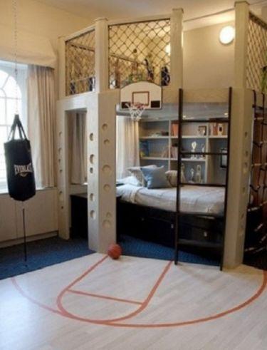 комната спортсмена