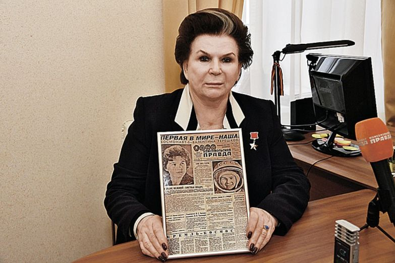 Валентина Терешкова: биография, личная жизнь 37