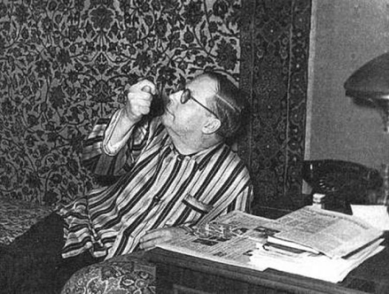 Николай Алексеевич Заболоцкий.