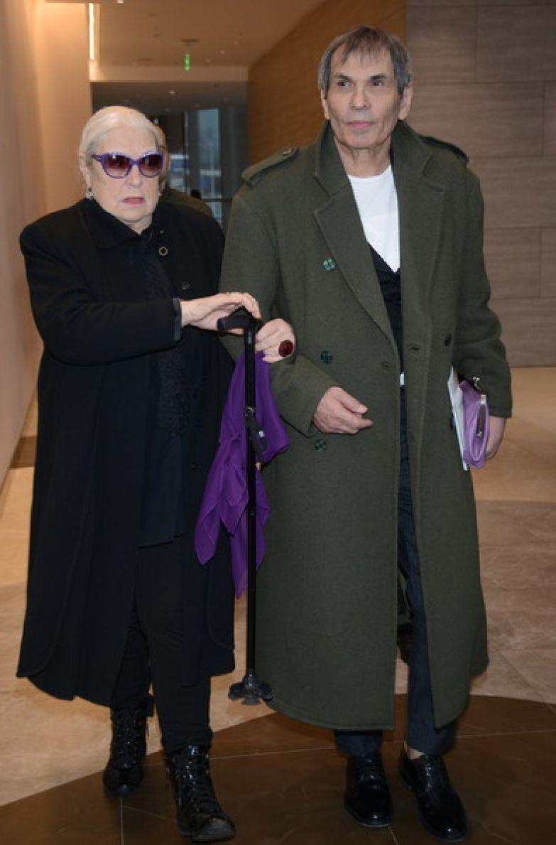 Федосеева-Шукшина и Алибасов дружили много лет, но поженились только в прошлом году