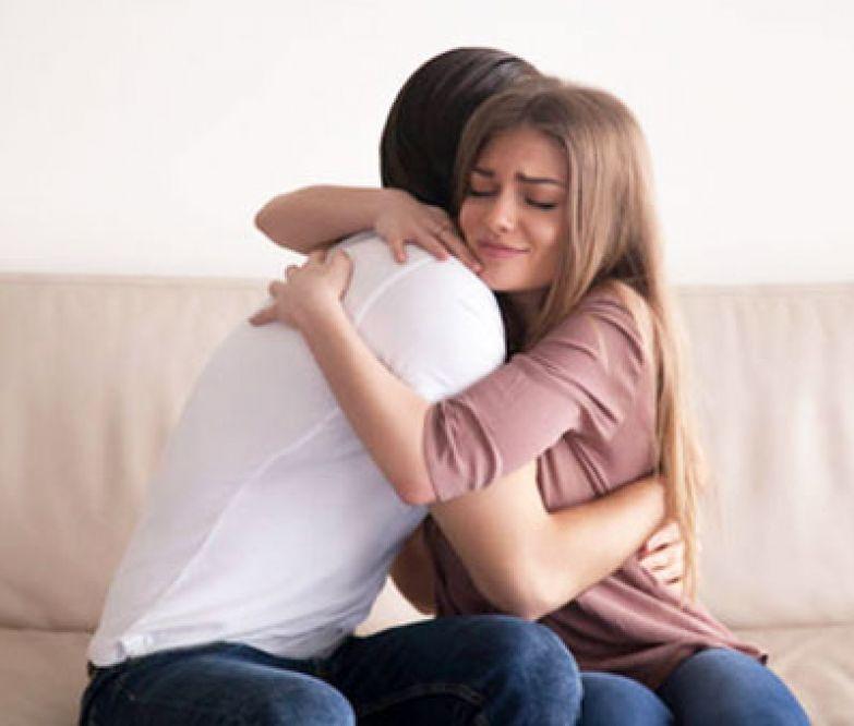 как успокоить любимого