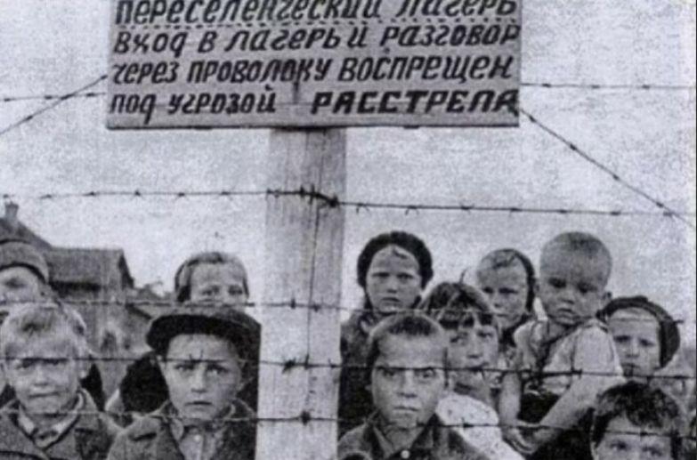 В детских лагерях свои правила, впрочем особых отличий от взрослого ГУЛАГа не было.