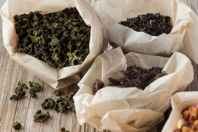 чайная заварка для чистки ковра
