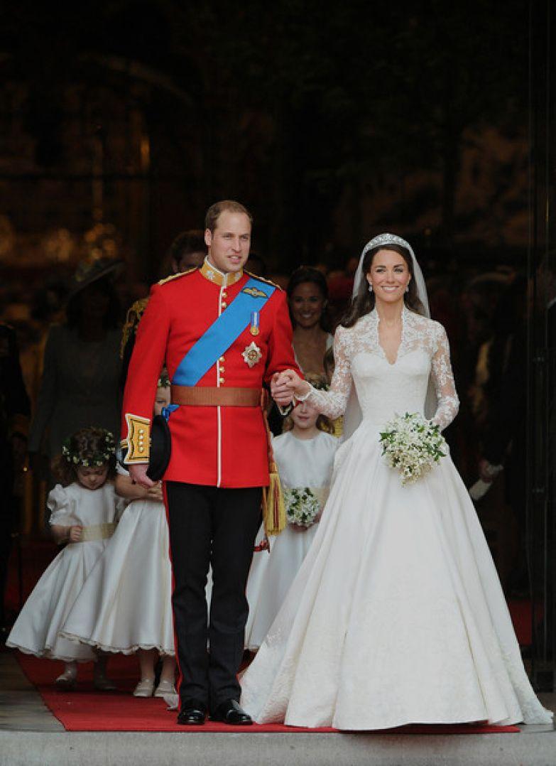 Свадьба Уильяма и Кейт стала одним из самых обсуждаемых событий десятилетия