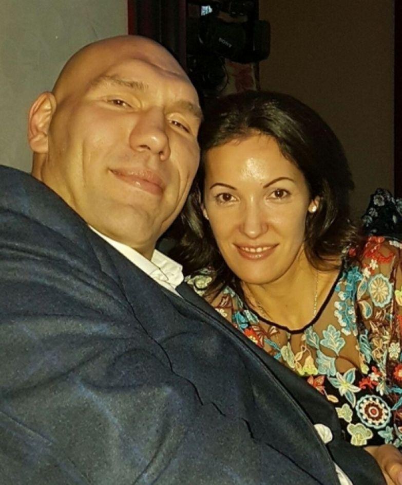 Супруги Валуевы. / Фото: семейный архив
