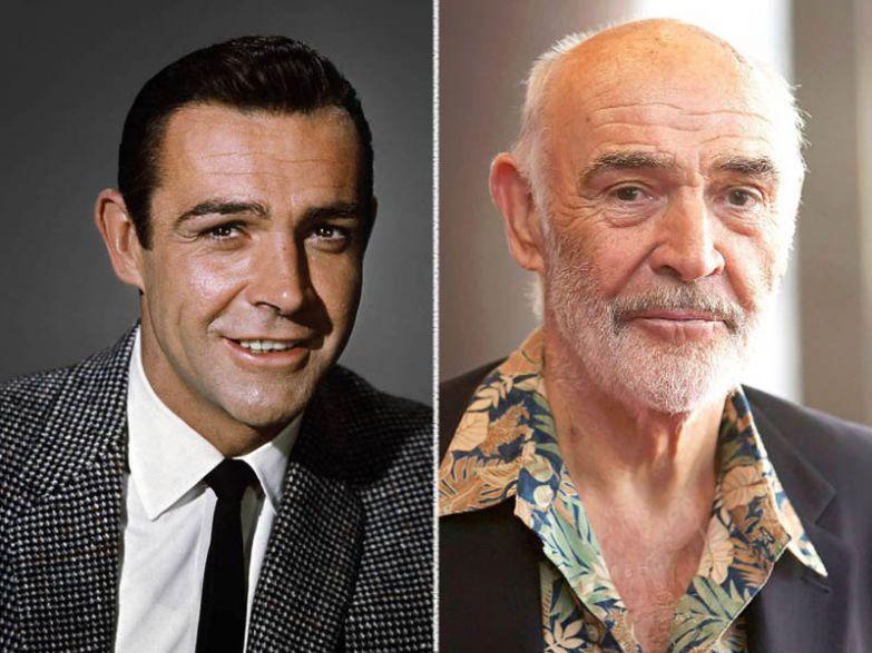 Шон Коннери, 88 лет актеры, возраст, звезды, секс-символы, тогда и сейчас