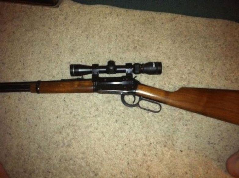 Бабулины винтовки. бабушка, наследство, сейф