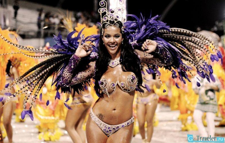 Крутые девушки карнавала рио фото 484-879
